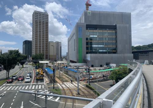 レポート:生まれ変わるJR熊本駅前