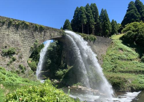 小さな旅:熊本県山都町「通潤橋」