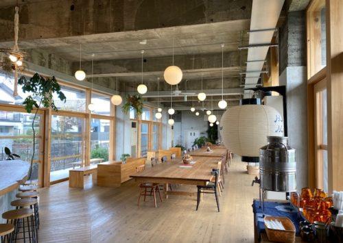 食の旅:地元の生産者や旬の食材を使用したカフェ&ダイニング「HIKE」
